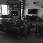 living room3 b&w